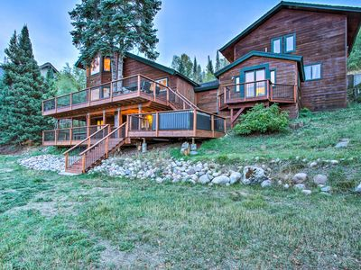 Photo for Renovated Steamboat Home w/ Views & Hot Tub!