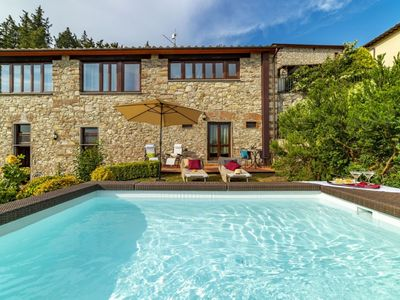 Photo for Amazing holiday house in Tuscan countryside
