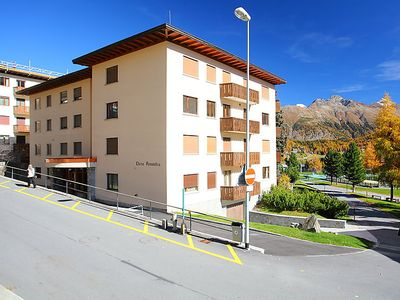Photo for Apartment Chesa Romantica 17 in St. Moritz - 5 persons, 3 bedrooms
