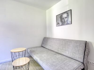 Photo for Beautiful apartment near the Seine