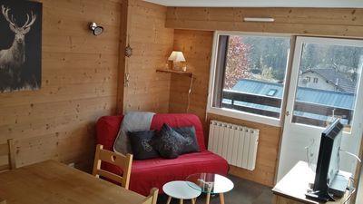 Photo for Rent Beautiful Appart 2/6 Pers renovated in Samoëns (Private Concierge Optional)