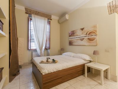 Photo for Charming and enjoyable flat few steps from Vatican