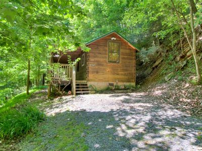 Photo for A MARY CABIN...CHARMING & REASONABLE