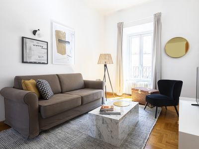 Photo for Sonder | S. Maria Trastevere | Bright 1BR