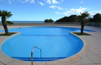 Photo for Sea, calm, comfort and panoramic views to Sete