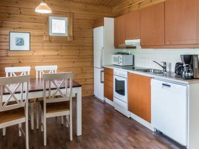 Photo for Vacation home Klz 5. nefriitti in Sotkamo - 4 persons, 1 bedrooms