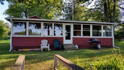 Photo for Vermont Lake Champlain Cottage - 30 minutes from  Burlington or Middlebury