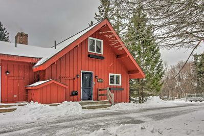 Escape to Peru at this slopeside 3-bedroom, 2.5-bathroom vacation rental house!