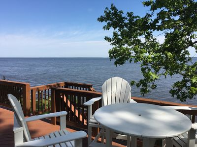 Photo for It's all about the View! Enjoy special times w/ family & friends at the Rivah.