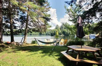 Photo for Two Cottages On The Beautiful Longline Lake