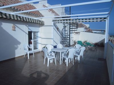 Photo for Penthouse Apartment to Rent With Sea Views
