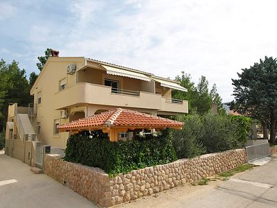 Photo for Vacation home Ivona in Novigrad (Zadar) - 13 persons, 4 bedrooms
