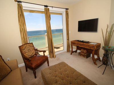 Photo for 2 BR 2 BA Gulf Front Grand Panama! and Best Deals!