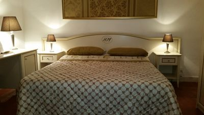Photo for Central-Rooms is a short walk from Termini Station and the Historic Center