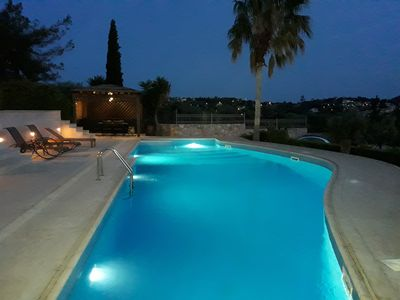 Photo for Luxury Villa, Big Pool And Garden, Great View