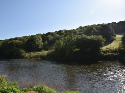 Fishing available on site