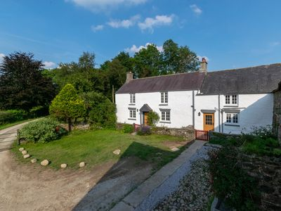 Photo for Secluded, picturesque North Wales setting. This 16th century Welsh farmhouse offers a peaceful and p