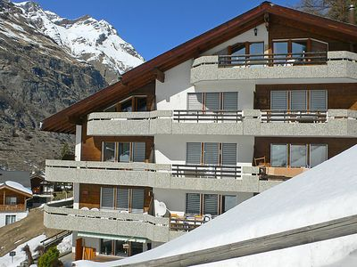 Photo for Apartment Alba  in Zermatt, Valais - 3 persons, 1 bedroom