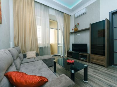 Photo for One-room. 5a Baseina. Near Kreshchatik. Centre - One Bedroom Apartment, Sleeps 4