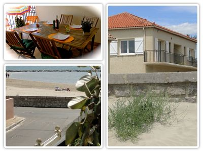 Photo for Rent Apartment with sea view. Quality services. Warm welcome