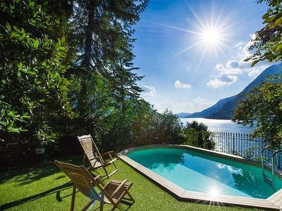 Photo for Holiday house Pognana Lario for 8 - 9 persons with 4 bedrooms - Holiday house
