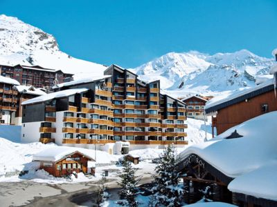 Photo for Apartment Ferienwohnung (VTH100) in Val Thorens - 2 persons, 1 bedrooms