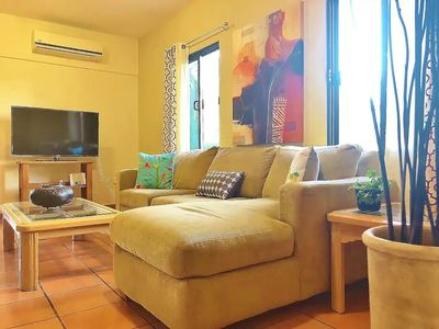 Photo for Best location in town, close to the boardwalk, cafes, restaurants, and bus station