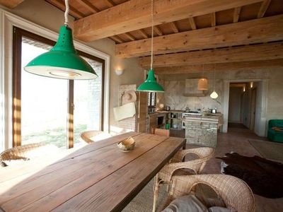 Photo for Holiday apartment Saline di Volterra for 6 persons with 3 bedrooms - Holiday house