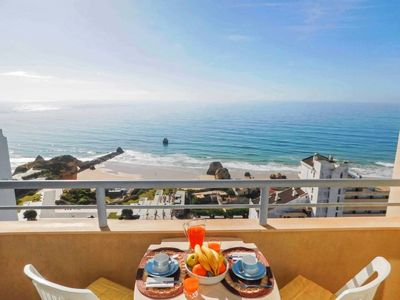 Photo for Apartment Rocha Sun Beach and View Delight  in Portimão, Algarve - 4 persons, 1 bedroom