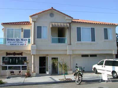 Photo for Oceanview Condo Less Than 1/4 Block to the Beach w/ Private Garage