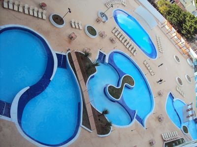 Photo for Riviera Park Thermas with 14 pools, aquatic playground, indoor swimming pool.