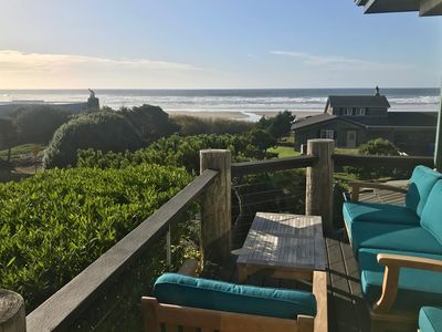 Photo for Waldport Home with Stunning Views