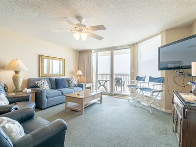 Photo for Spacious Oceanfront Condo Wonderful Oceanfront Views + FREE DAILY ACTIVITIES!