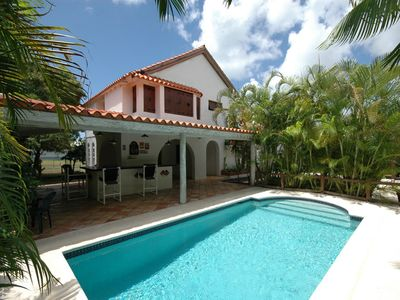 Photo for Located just off the Fairways of Barbados Golf Club, a home away from home.