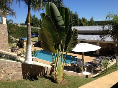 Photo for Chácara Terra Nostra: wonderful space to stay and events in São Roque.