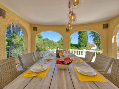 Photo for Vacation home La Marquesa in Dénia - 5 persons, 3 bedrooms