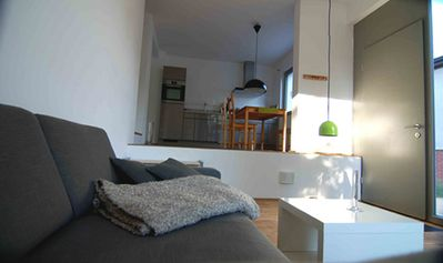 Photo for Apartment in a modern architect's house near the Elbe