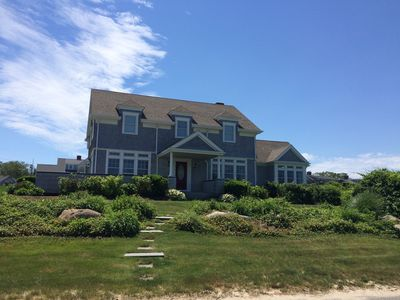 East Dennis 5-bdrm Home - Waterview, Across From Beach, Central A/c, Cable/Wifi