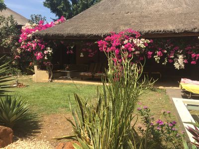 Photo for SENEGAL: Villa in a quiet and secure residence in NIANING