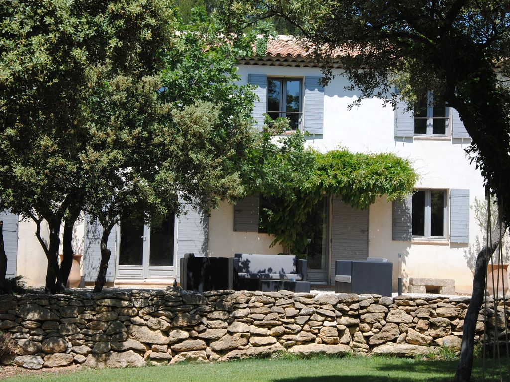 Stone Aix En Provence charming authentic and renovated bastide near aix en