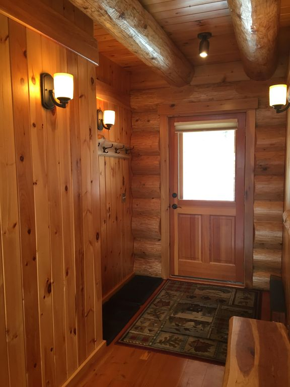 Cabin Entry.