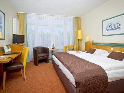 Photo for Double room 02 - Parkhotel Rügen Betriebs GmbH, TZR 35648