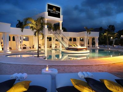 Photo for Luxury Villas at Lifestyle Resort (3-7 BR) - All inclusive, w/VIP