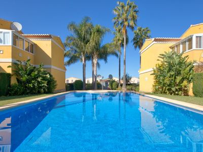 Photo for Apartment Alqueria Sol in Dénia - 4 persons, 2 bedrooms