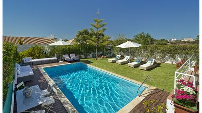 Photo for Casa da Quinta - Lovely 3 bedroom Villa with stunning pool area