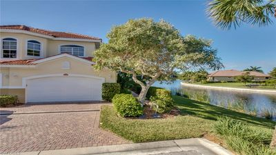 Photo for Rare End Unit Lake Home In Tarpon Gardens Completely Surrounded By Sun And Water