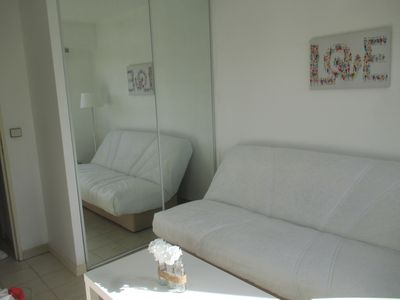 Photo for Studio 6 minutes from the beaches and Cannes Croisette
