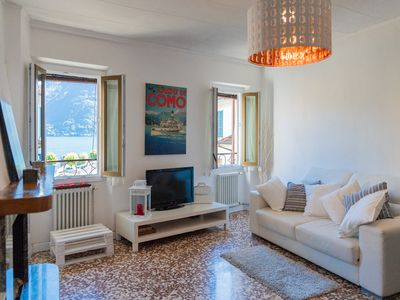Photo for Family Nest Overlooking Lake Como