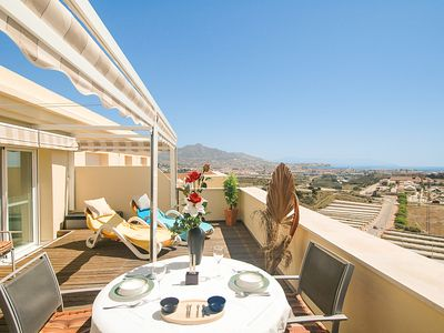 Photo for 2BR Apartment Vacation Rental in Mijas Costa-Calahonda, Andalucia
