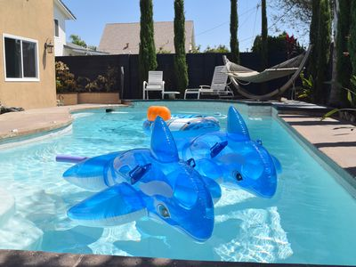 Photo for 5BR•Modern•Pool•AC•Clean•Fully equipped